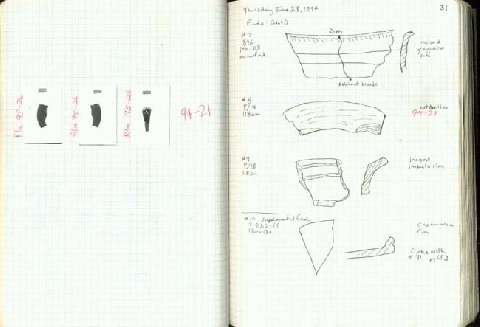 Preview of Trench Book AMC I:30-31
