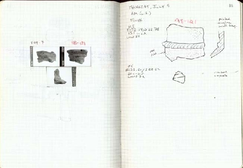 Preview of Trench Book AMC VII:110-111