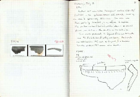 Preview of Trench Book AMC VII:94-95