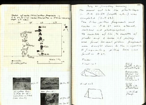 Preview of Trench Book HDA I:184-185