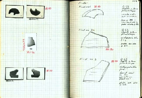 Preview of Trench Book HDA I:228-229