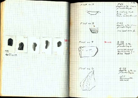 Preview of Trench Book HDA I:232-233