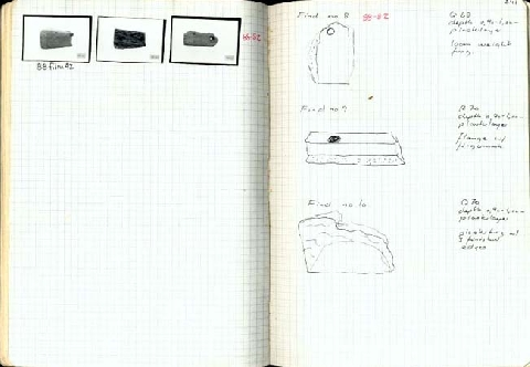 Preview of Trench Book HDA I:240-241