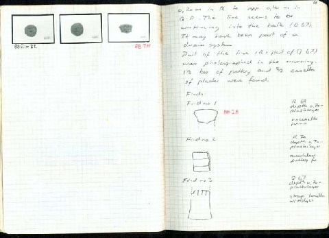 Preview of Trench Book HDA I:70-71