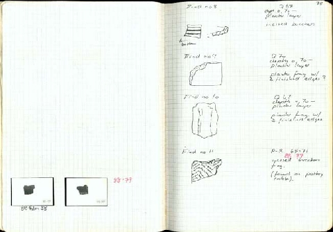 Preview of Trench Book HDA I:74-75