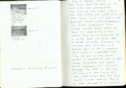 Preview of Trench Book HDA I:96-97