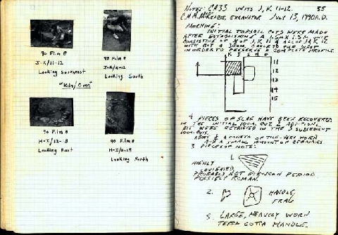 Preview of Trench Book JB III:34-35