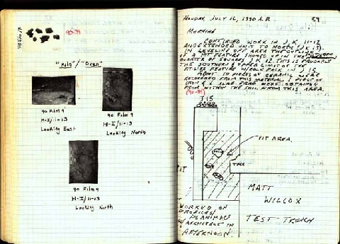 Preview of Trench Book JB III:38-39