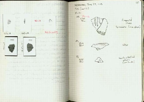 Preview of Trench Book JB VI:154-155