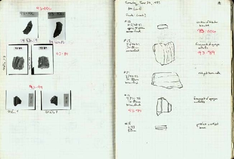 Preview of Trench Book JB VI:180-181