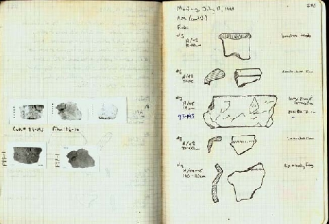 Preview of Trench Book JB VI:224-225