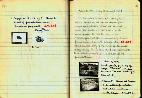 Preview of Trench Book MB I:164-165
