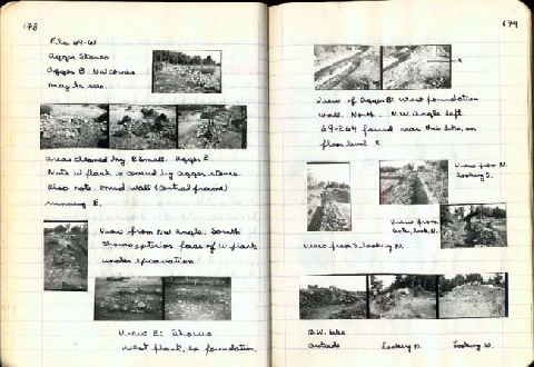 Preview of Trench Book MB I:178-179