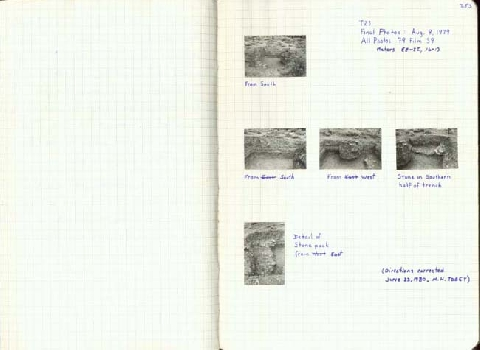 Preview of Trench Book MC III:252-253