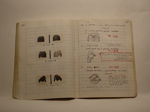 Preview of Trench Book ER I:210-211