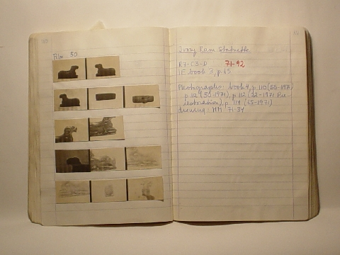 Preview of Trench Book IE IV:110-111