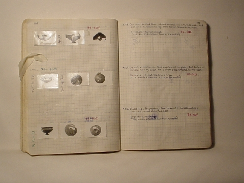 Preview of Trench Book JN II:110-111