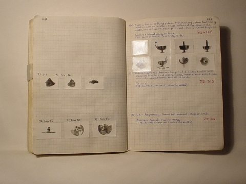 Preview of Trench Book JN II:124-125