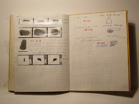 Preview of Trench Book JN I:168-169