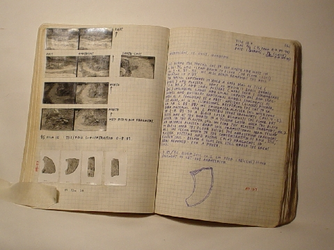 Preview of Trench Book LRL II:160-161