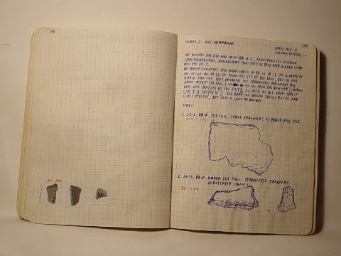 Preview of Trench Book LRL I:198-199