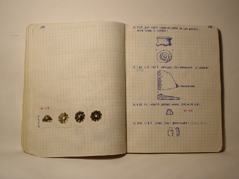Preview of Trench Book LRL I:292-293