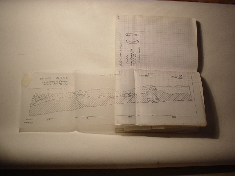 Preview of Trench Book MG II:60-61, insert