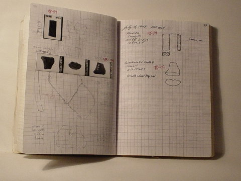 Preview of Trench Book MG II:96-97