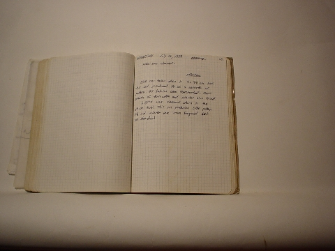 Preview of Trench Book MW I:124-125