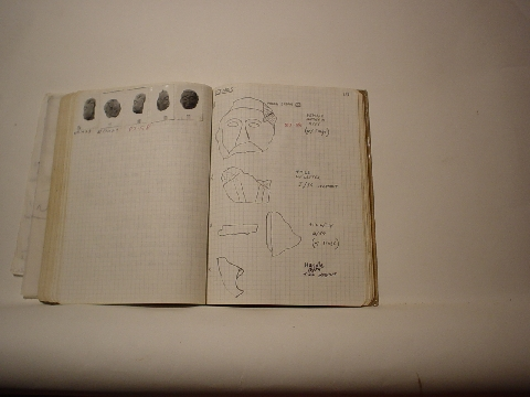 Preview of Trench Book MW I:132-133