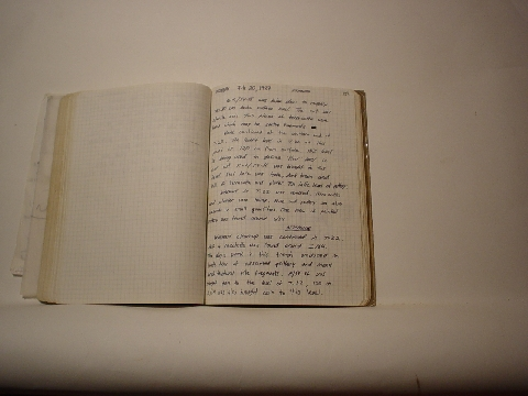 Preview of Trench Book MW I:136-137