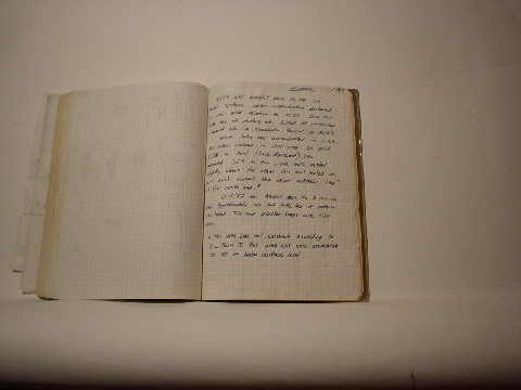 Preview of Trench Book MW I:146-147