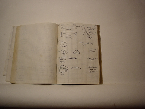 Preview of Trench Book MW I:156-157