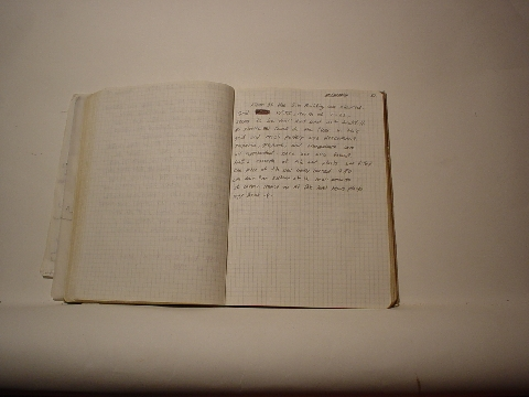 Preview of Trench Book MW I:50-51