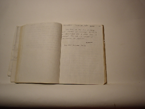 Preview of Trench Book MW I:62-63