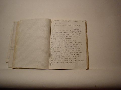 Preview of Trench Book MW I:64-65