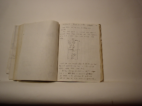 Preview of Trench Book MW I:76-77