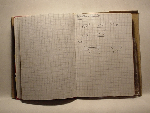 Preview of Trench Book MS I:190-191