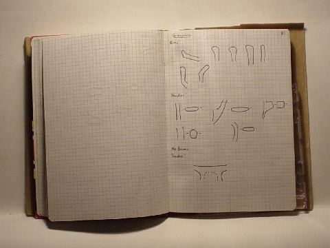 Preview of Trench Book MS I:194-195