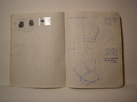 Preview of Trench Book MT VIII:184-185