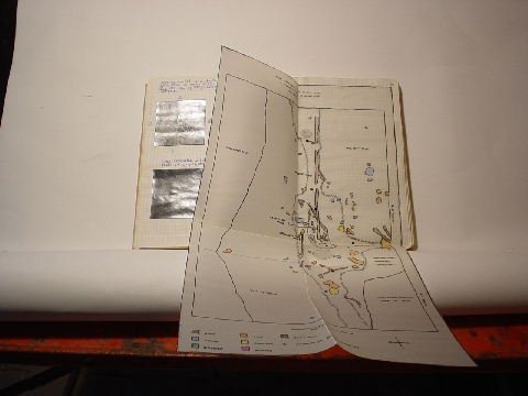 Preview of Trench Book MT VII:22-23, insert