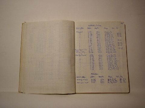 Preview of Trench Book MT VII:74-75