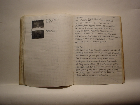 Preview of Trench Book NM III:180-181
