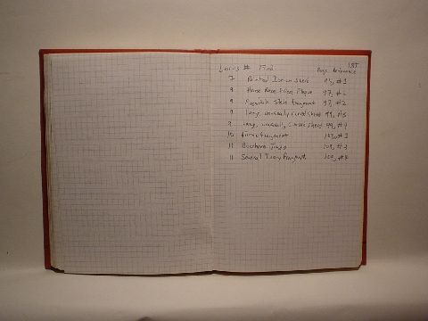 Preview of Trench Book PN II:184-185