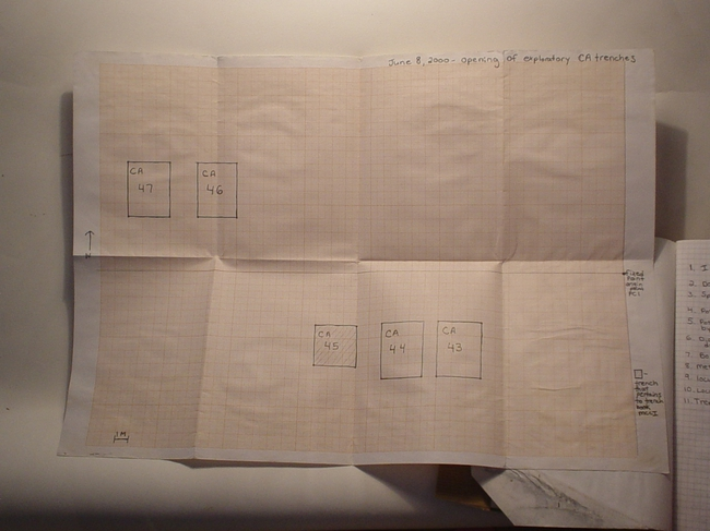 Thumbnail for Trench Book MCC I:1